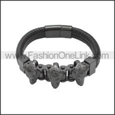 Stainless Steel Bracelet b010015H