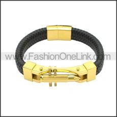 Stainless Steel Bracelet b010013HG