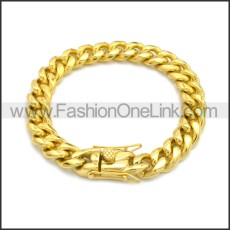 Stainless Steel Bracelet b010033G3