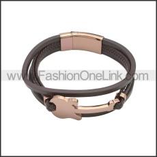 Stainless Steel Bracelet b010029R