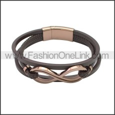 Stainless Steel Bracelet b010023R
