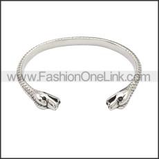 Stainless Steel Bracelet b010044SA