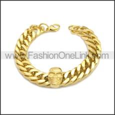 Stainless Steel Bracelet b010036G
