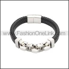 Stainless Steel Bracelet b010010HS2