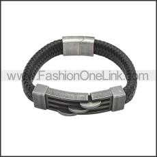Stainless Steel Bracelet b010016HA