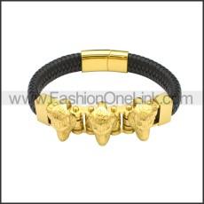 Stainless Steel Bracelet b010015HG