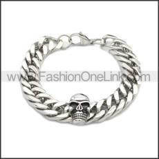 Stainless Steel Bracelet b010036S