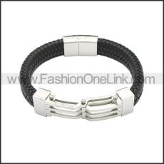 Stainless Steel Bracelet b010012HS