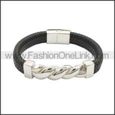 Stainless Steel Bracelet b010006HS