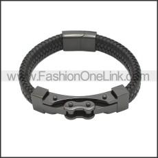 Stainless Steel Bracelet b010027H