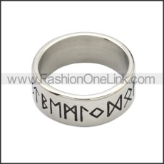 Stainless Steel Ring r008751S