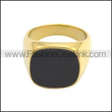 Stainless Steel Ring r008756GH