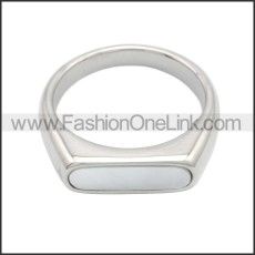 Stainless Steel Ring r008760S