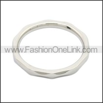 Stainless Steel Ring r008758S