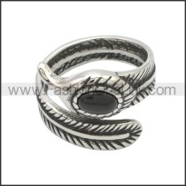 Stainless Steel Ring r008763SA1