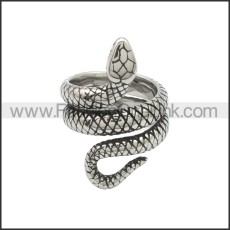 Stainless Steel Ring r008762SA