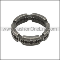 Stainless Steel Ring r008742A