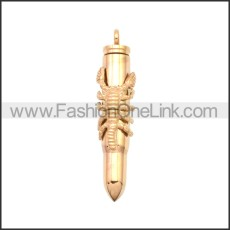 Stainless Steel Pendant p010931R