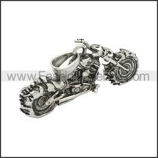 Stainless Steel Pendant p010917SA