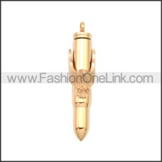 Stainless Steel Pendant p010930R