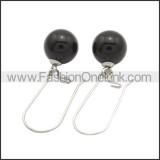 Stainless Steel Earring e002183H