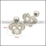 Stainless Steel Earring e002177S