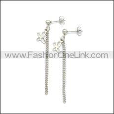 Stainless Steel Earring e002191S