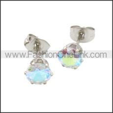Stainless Steel Earring e002171S1