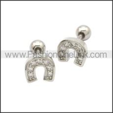 Stainless Steel Earring e002173S