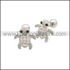 Stainless Steel Earring e002174S