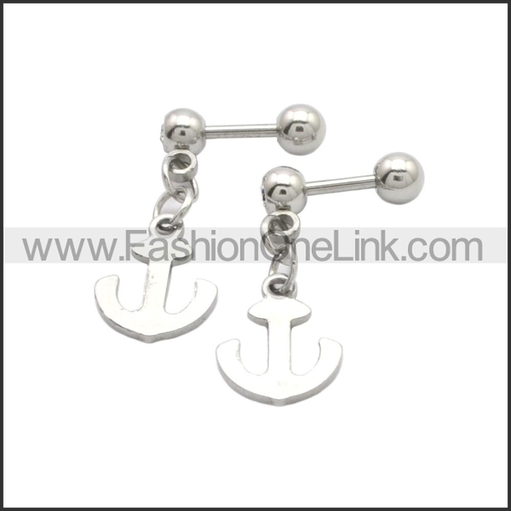 Stainless Steel Earring e002205S