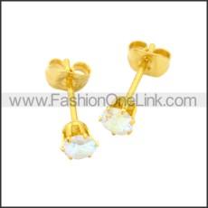 Stainless Steel Earring e002171G3