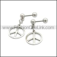 Stainless Steel Earring e002204S