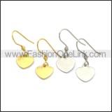 Stainless Steel Earring e002182S