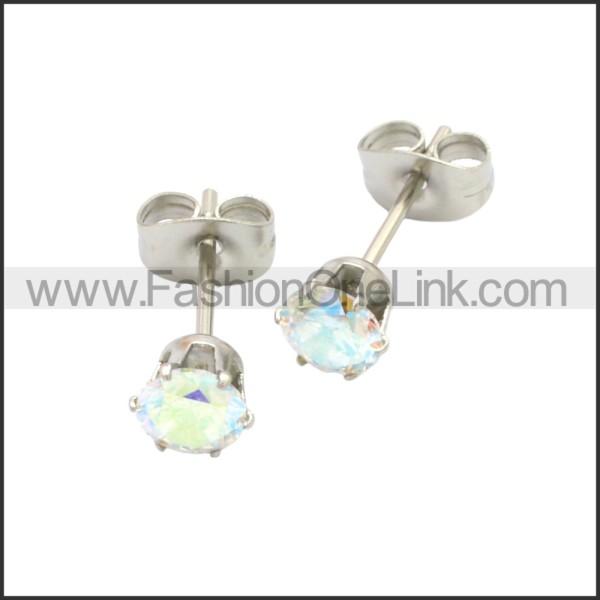 Stainless Steel Earring e002171S2