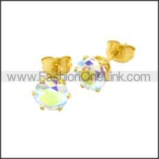 Stainless Steel Earring e002171G1