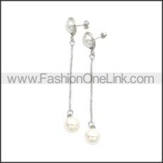 Stainless Steel Earring e002200S