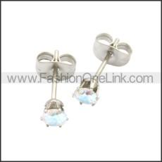 Stainless Steel Earring e002171S3