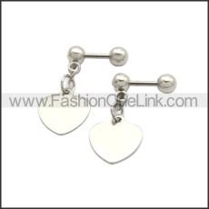 Stainless Steel Earring e002203S