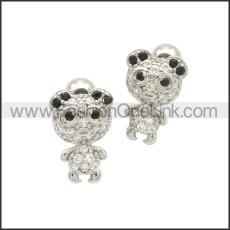 Stainless Steel Earring e002179S
