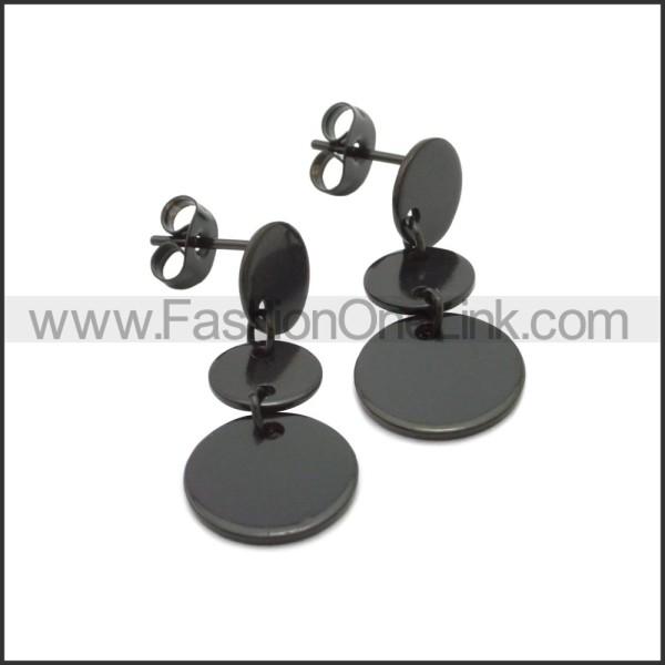 Stainless Steel Earring e002180H