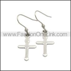 Stainless Steel Earring e002181S