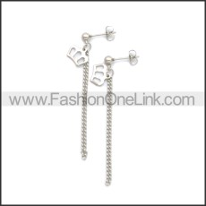 Stainless Steel Earring e002192S