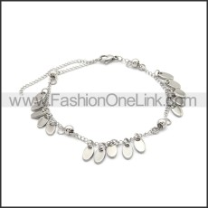 Stainless Steel Anklets ac000115S