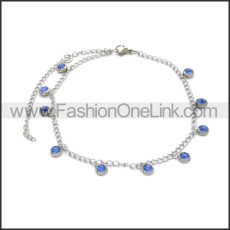 Stainless Steel Anklets ac000134S3