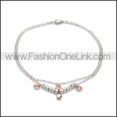 Stainless Steel Anklets ac000126S2