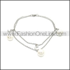 Stainless Steel Anklets ac000119S