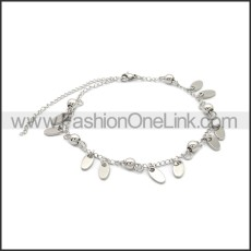 Stainless Steel Anklets ac000116S