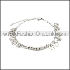 Stainless Steel Anklets ac000113S