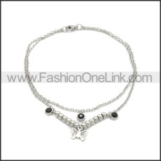 Stainless Steel Anklets ac000125S3